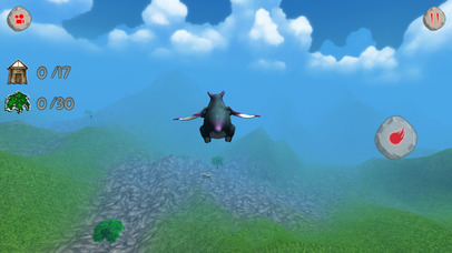 Cartoon Dragon 3D Screenshot on iOS