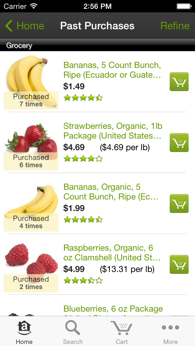 AmazonFresh screenshot-2
