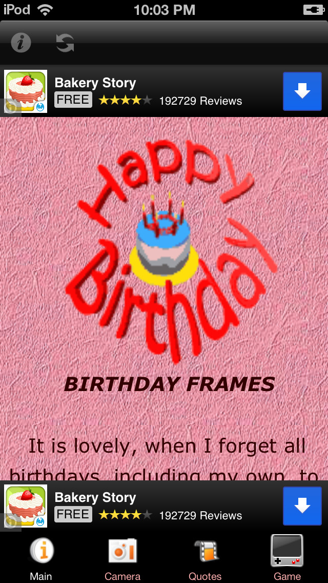 free photo frames app for iphone