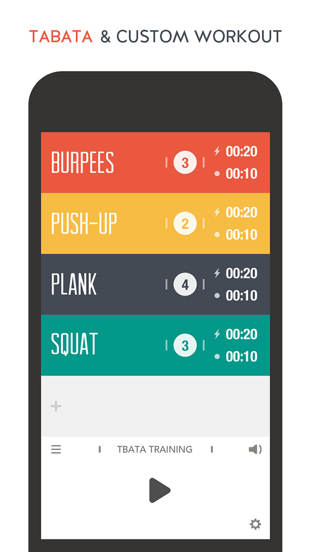tabatach interval workout timer for high intensity intervaltabatach interval workout timer for high intensity interval training (hiit) tabata