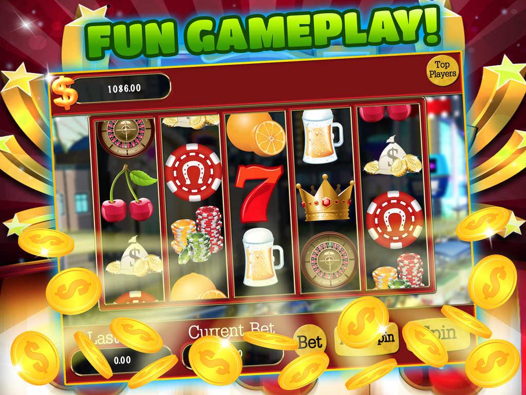 App Shopper: Super Fruit Classic Slot Machine Free (Games)