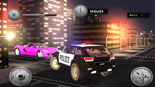police and thief shooting games free