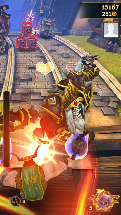 Viking Legends Screenshot on iOS