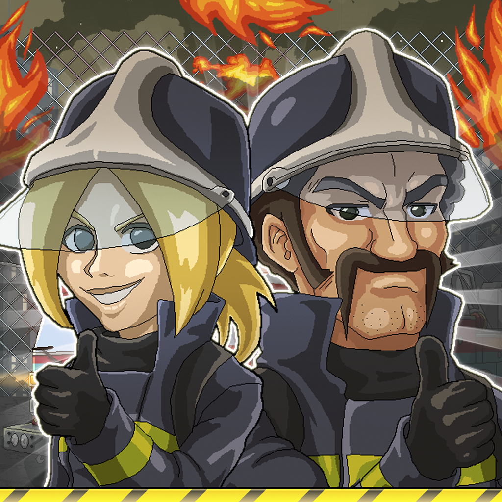 Fire & Smoke - Infernal Burning House Climber Game