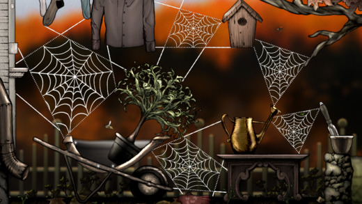 Spider:  The Secret of Bryce Manor Screenshot