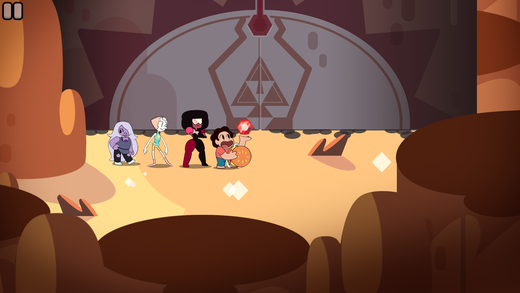 screen520x924 Apple's Free App of the Week: Attack the Light – Steven Universe RPG
