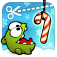 Om Nom wants to wish you the happiest of holidays