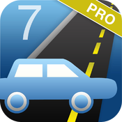 Mileage Expense Log 7 Pro - Mobile Drive Tracker App!