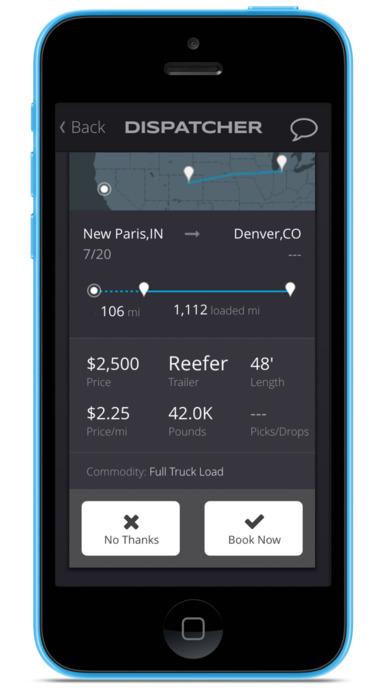 Dispatcher: The Trucker's App - AppRecs