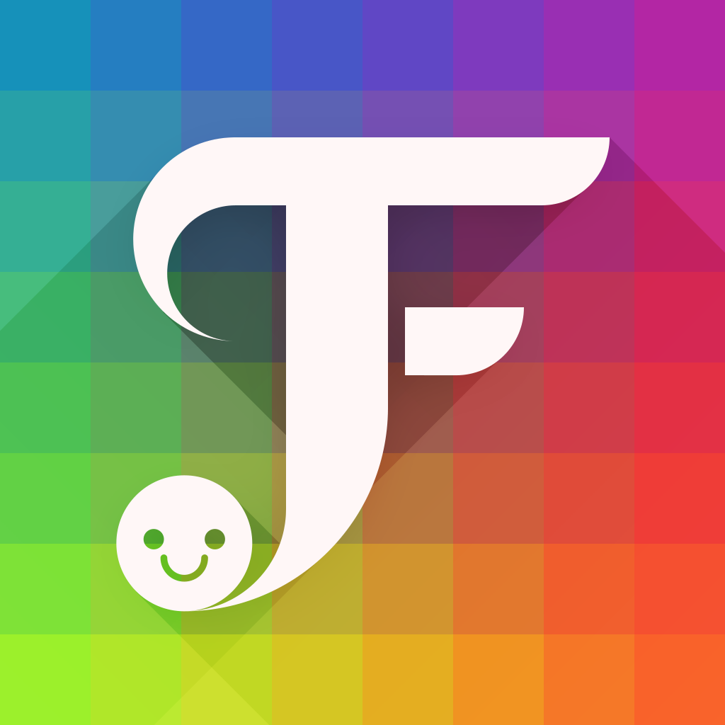 FancyKey for iOS 8 - Personalize your keyboard with cool Fonts, colorful Themes and beautiful Emoji Art