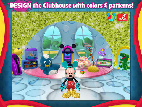 Mickey Mouse Clubhouse - Color & Play Screenshots