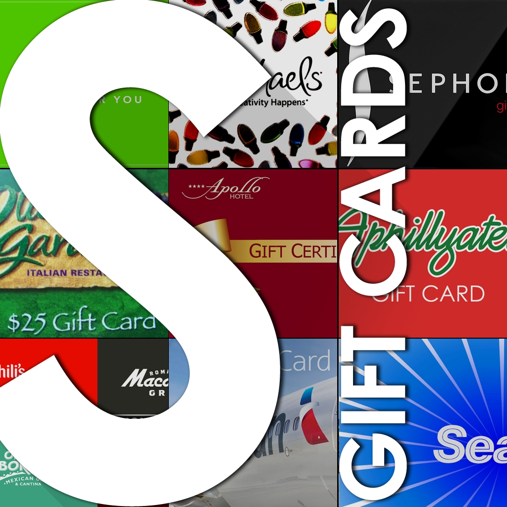Spreesy Gift Cards - Buy Discounted Gift Cards! Sell with No Fees!