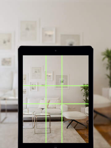 Laser Level for Walls and Surfaces Screenshot