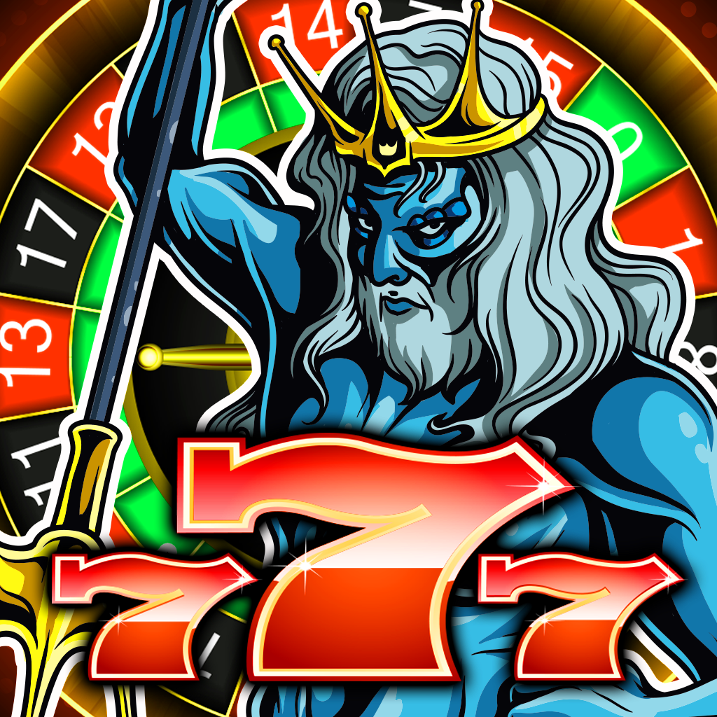 A-Aatom Poseidon's Myth Roulette PRO - Spin the slots wheel to hit the riches of pantheon casino