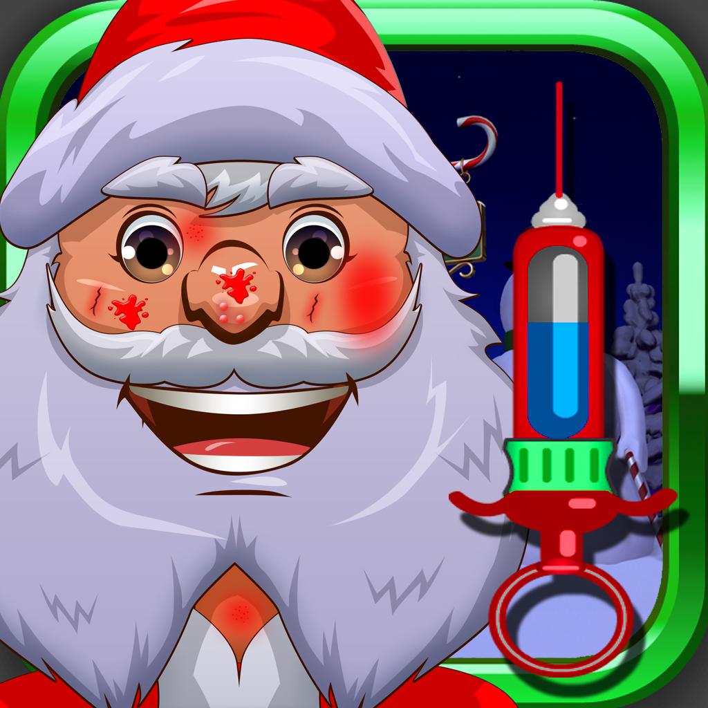 Santa Doctor Christmas Make-over Free