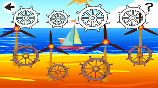 Animated Kid-s Play-ing & Learn-ing Game-s For Free Open Sea Party with Boats Screenshot on iOS