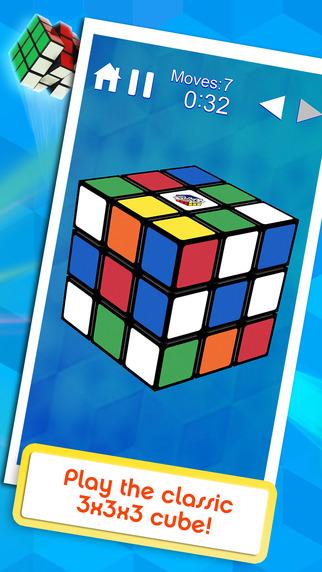 Rubik's® Cube cracked ipa