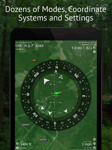The best compass apps for iPhone and iPad - appPicker
