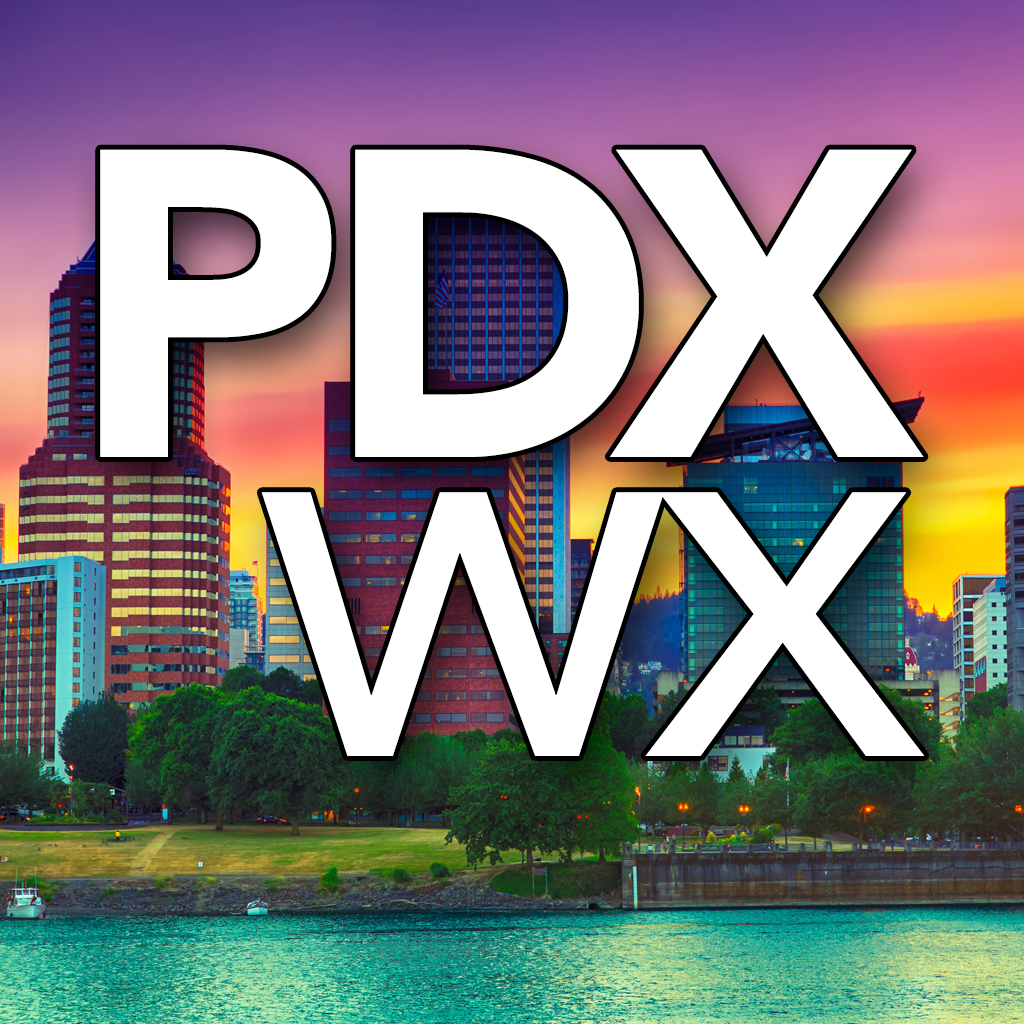 PDXwx: Portland, Oregon Weather Forecast & Traffic - Free App