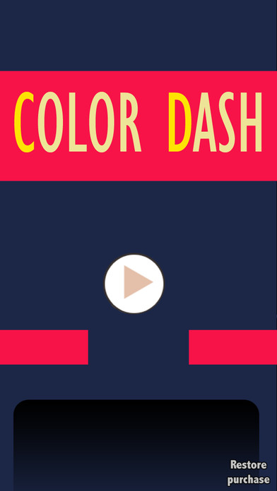Color Dash Pro Screenshot on iOS
