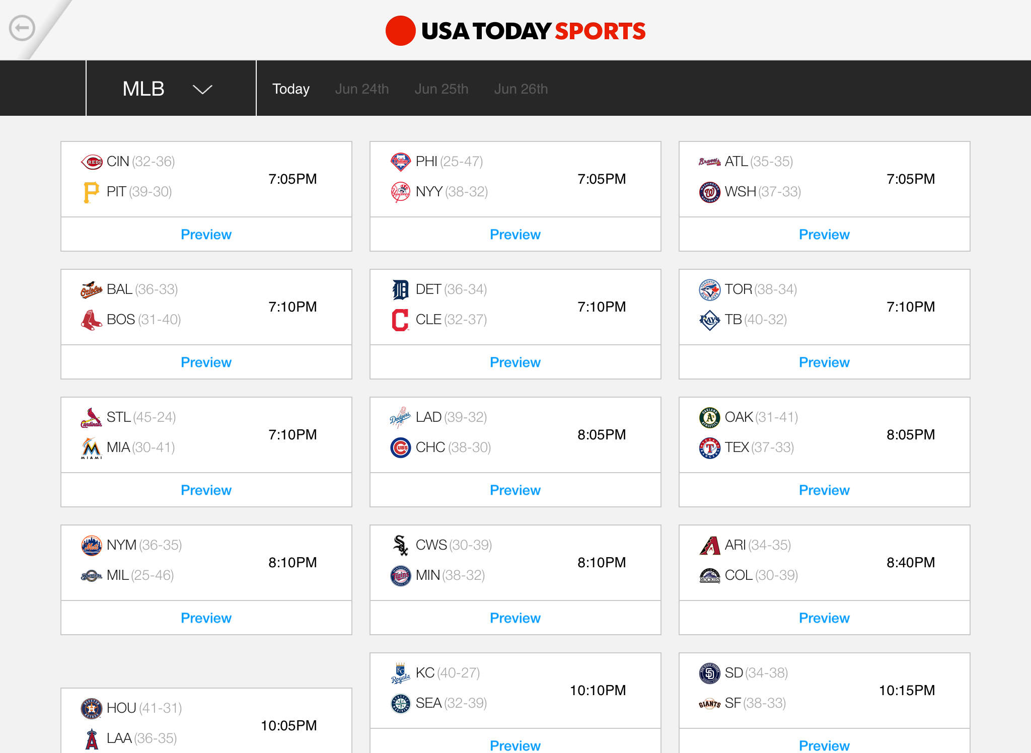 USA TODAY for iPad screenshot-4
