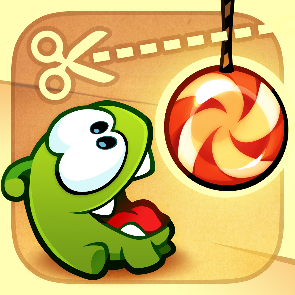 Om Nom Cut The Rope