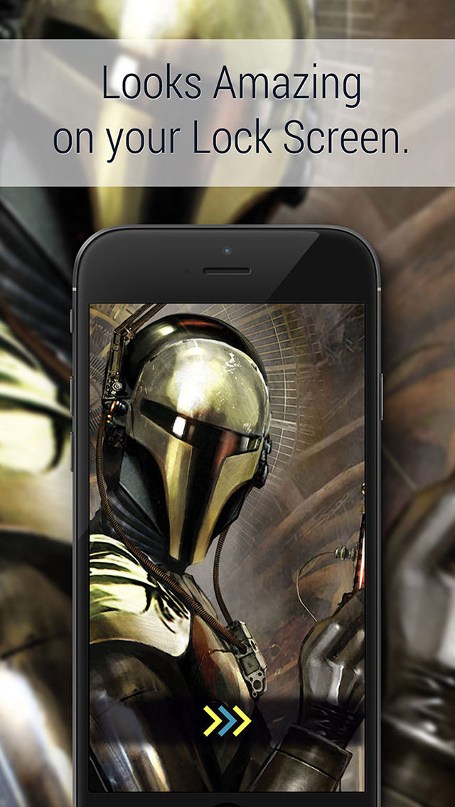HD Wallpapers For Star WarsCustomize Your Lock Screen With Free Photo EditorUnofficial