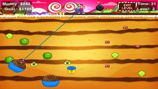 Candy Treasure Hunt Screenshot on iOS