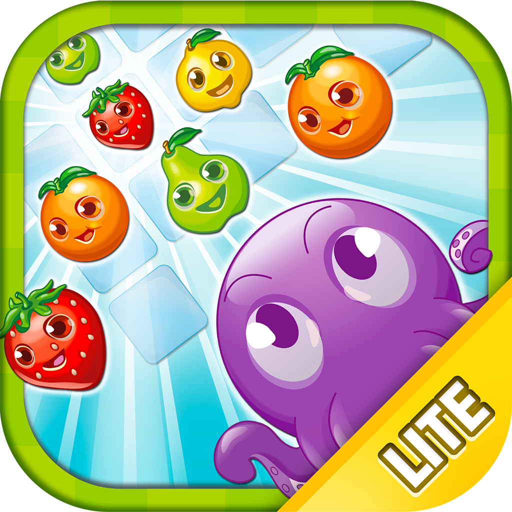 Fruit Avalanche Lite - Epic Brick Breaker