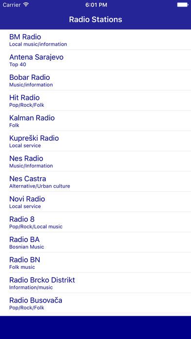 radio kalman sarajevo