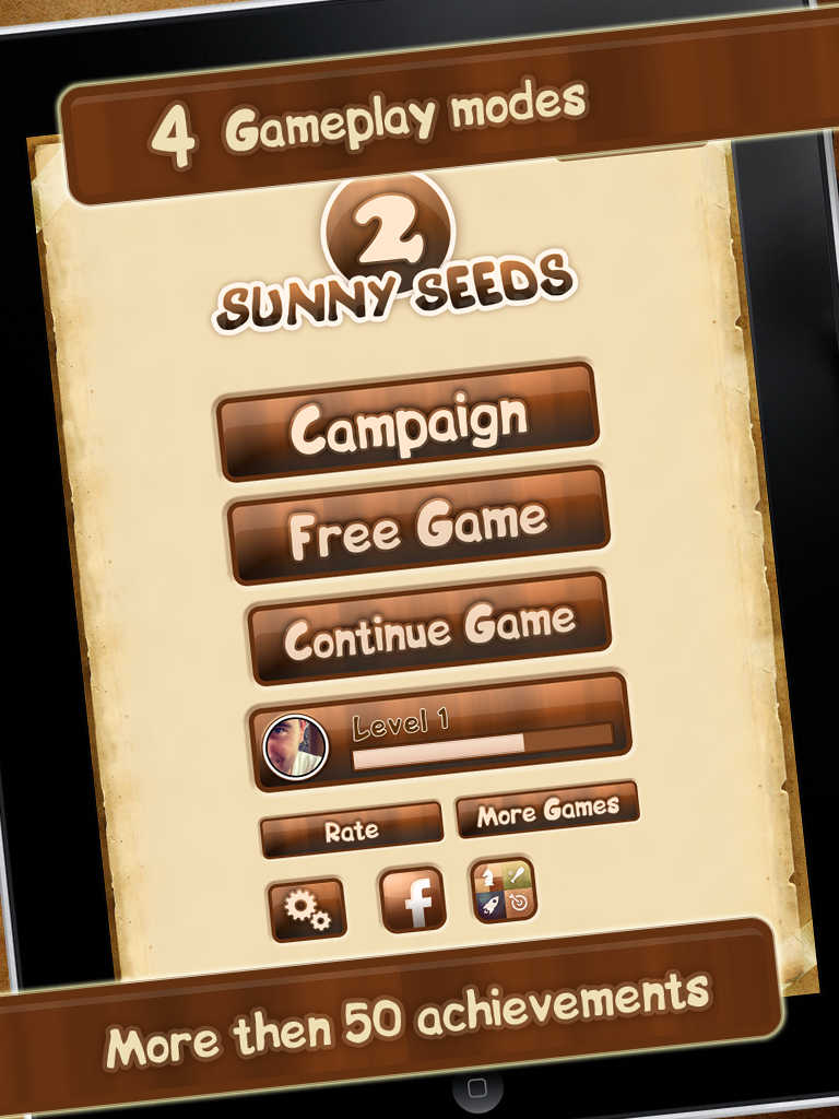 Sunny Seeds 2 Number-puzzle HD