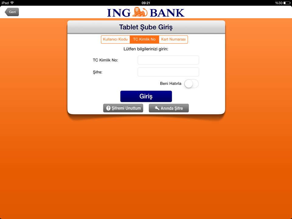 Ing Watchlist App