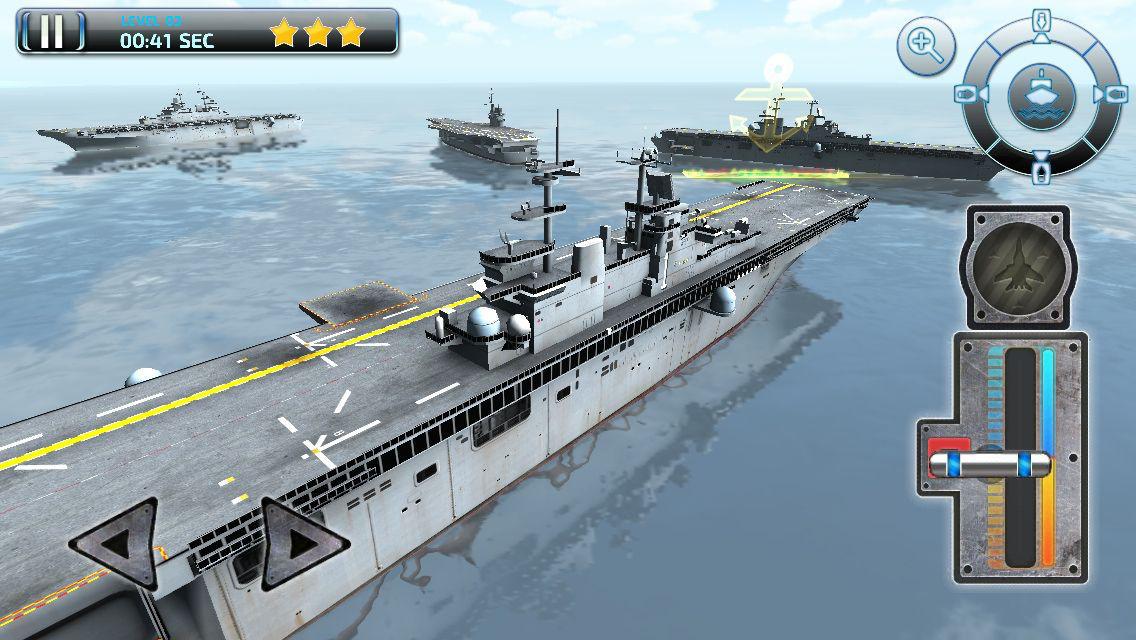 App Shopper: Aircraft Carrier Parking - F18 Fighter Jet ...