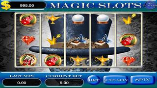 A A Absolut Amazing Magic Slots HD Screenshot on iOS