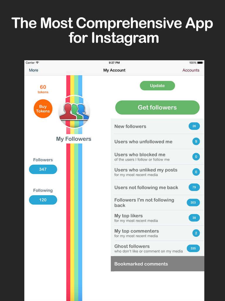 Instagram Unfollow App Iphone