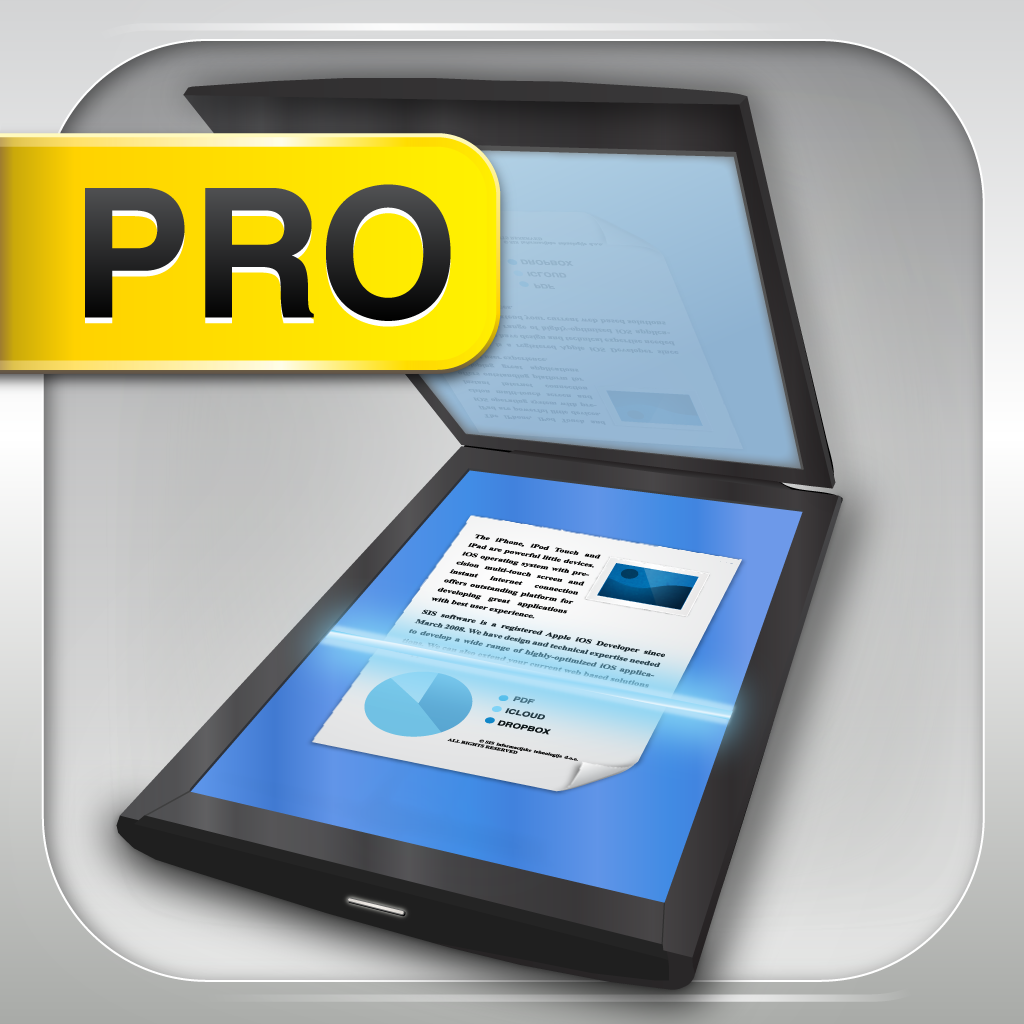 My Scans PRO - Document Scanner with Stamp, Signature and OCR | FREE