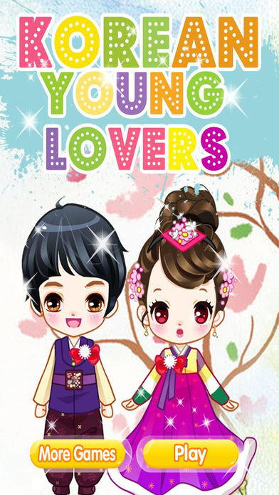 Korean Young Lovers Screenshot on iOS