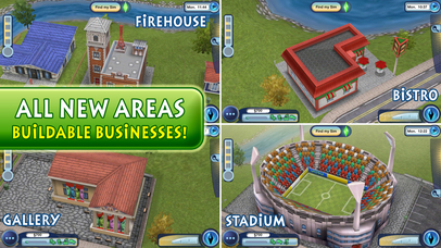 the sims 3 ambitions ios