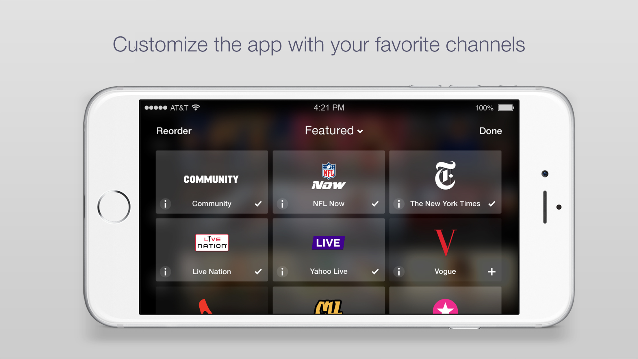 Yahoo Screen — Watch free live concerts, video clips, tv, and more! screenshot-3