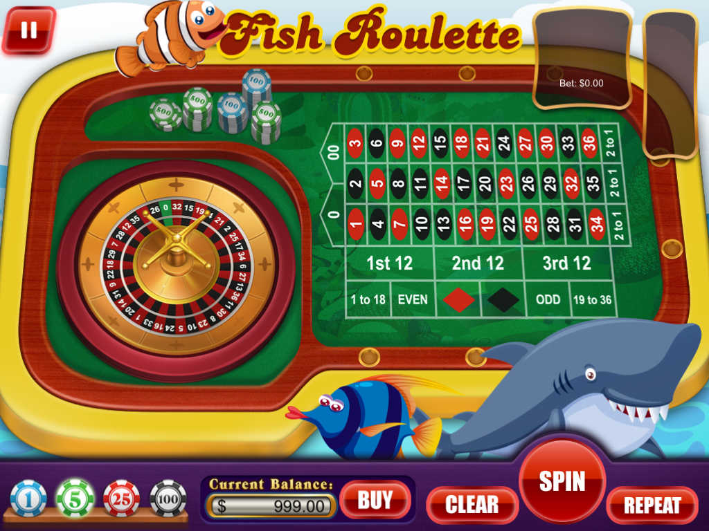 app shopper attitude big fun fish roulette casino top. Black Bedroom Furniture Sets. Home Design Ideas