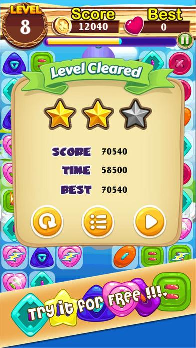 Color Craze Amazing Match Screenshot on iOS