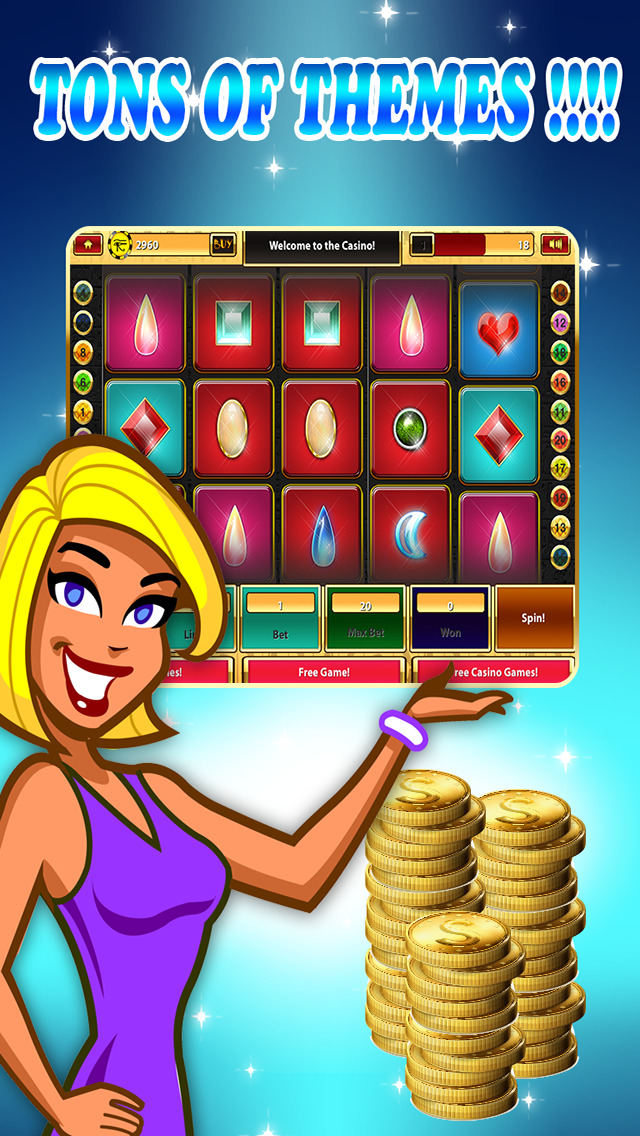 Lucky 7 Casino Games