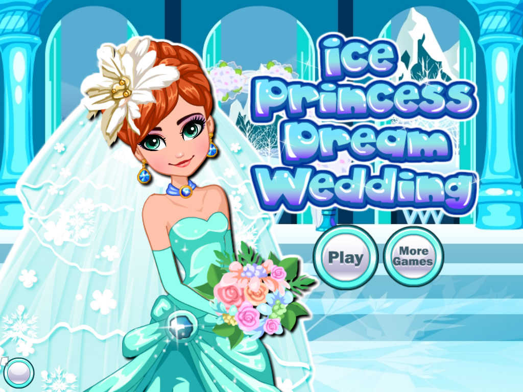 App Shopper: Ice Princess Dream Wedding (Games)