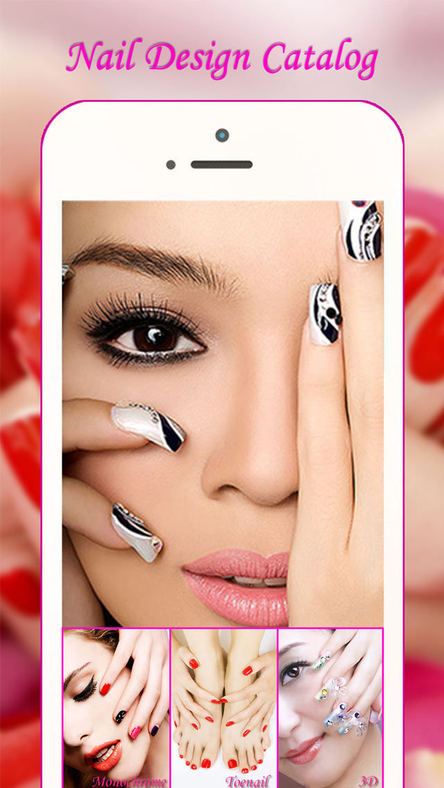 Nail Design Catalog Pro - Great Manicure & Pedicure Art Salon