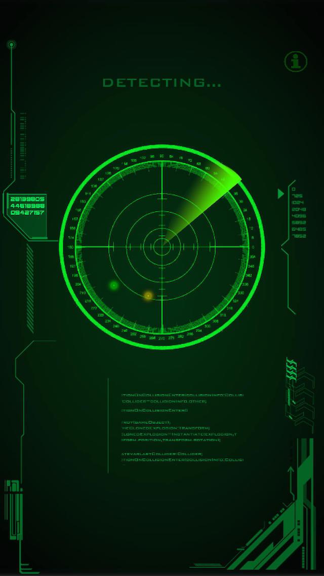 Ghost Detector Tool - Free EMF EVP Paranormal Tracking Radar and ESP