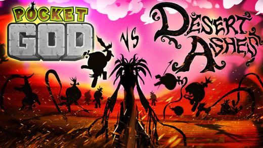 Pocket God vs Desert Ashes ipa