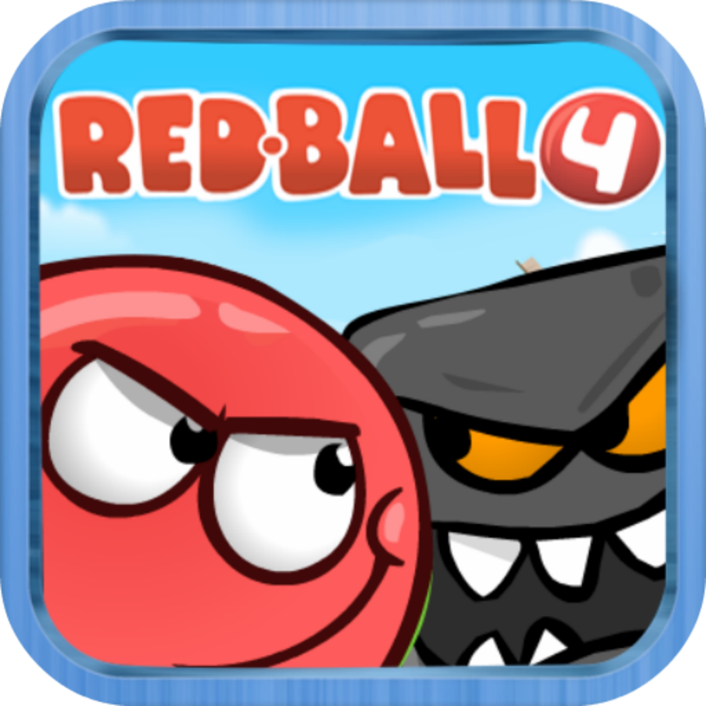 Red Ball Rolling icon