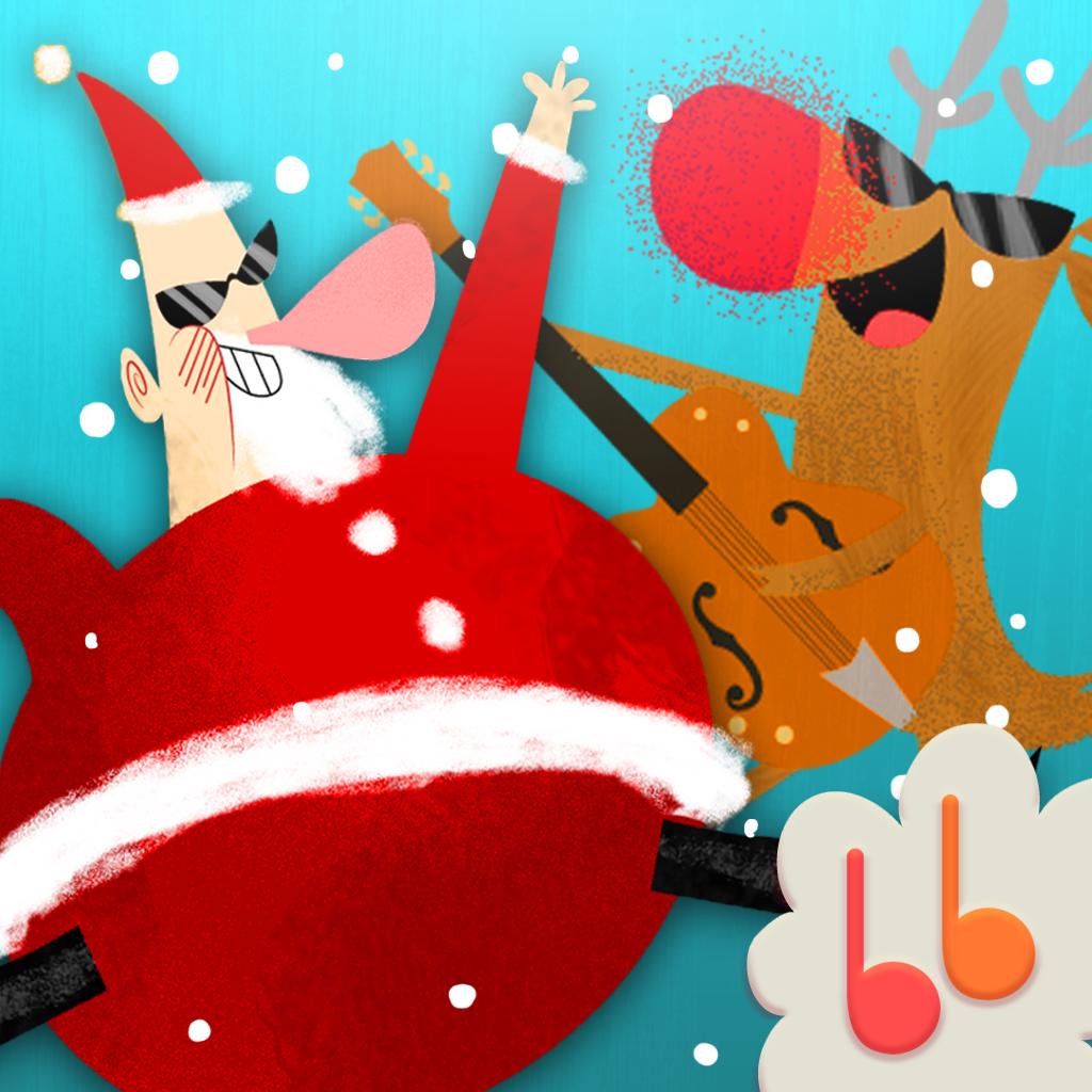 Santa's Merry Band