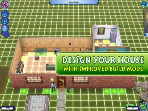 The Sims 3 Ambitions IPA Cracked for iOS Free Download