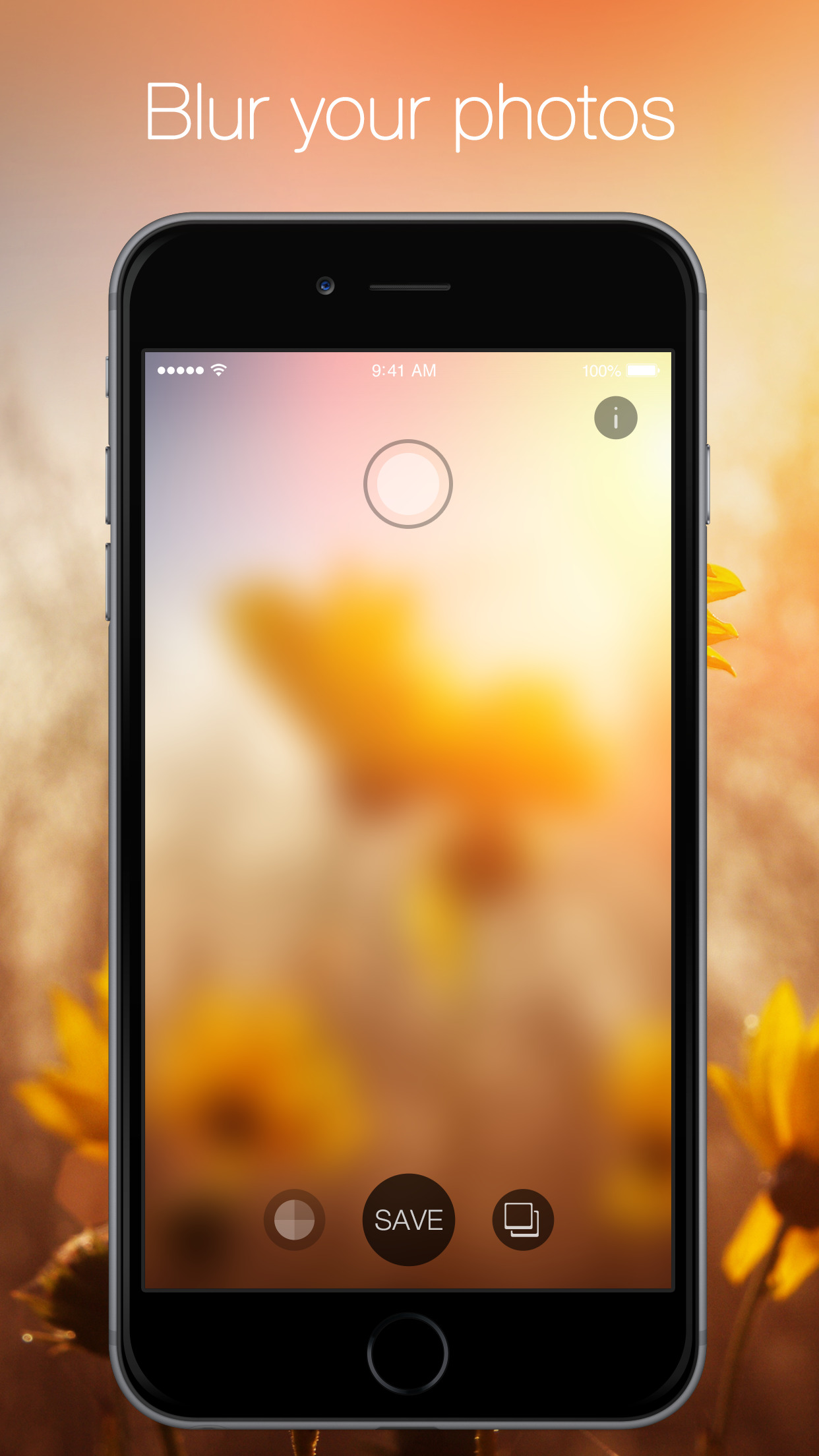 Blurred Wallpapers - Custom Backgrounds and Wallpaper Images screenshot-3
